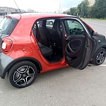 Smart ForForFour 453